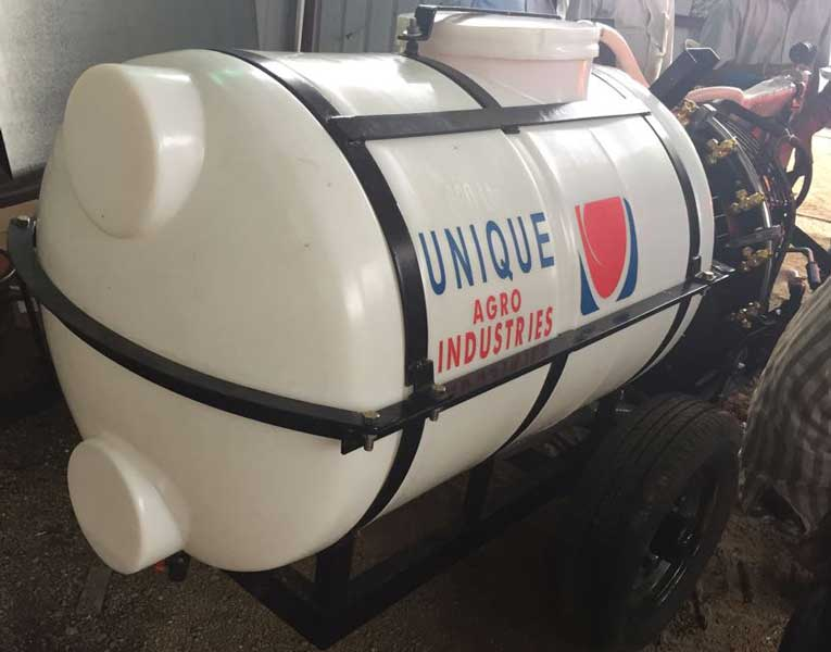 Special Approved Fuel Tanks